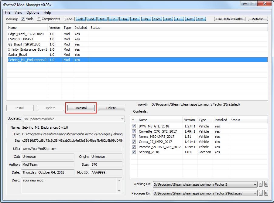 Rfactor Mod Manager Download